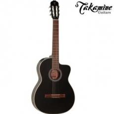 TAKAMINE GC1CE-BLK Electro Classical Black