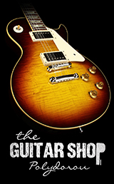 The Guitarshop Polydorou